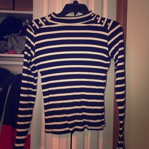 ZARA turtle neck top